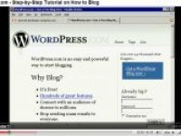 Make a Easy Blog WordPress